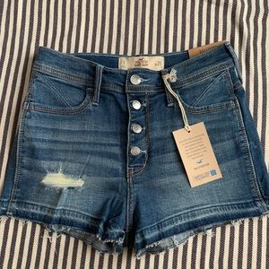 High-rose short, Hollister!